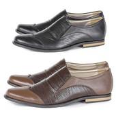 Sepatu Formal Kulit Pria Gareu Shoes G 0167