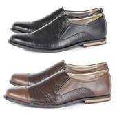 Sepatu Formal Kulit Pria Gareu Shoes G 0168