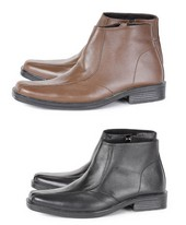 Sepatu Formal Kulit Pria Gareu Shoes G 0162