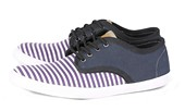 Sepatu Sneakers Canvas Pria Gareu Shoes G 1111