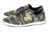 Sepatu Sneakers Canvas Pria Gareu Shoes G 1051