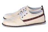 Sepatu Sneakers Kulit Pria Gareu Shoes G 1012