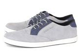 Sepatu Sneakers Suede Pria Gareu Shoes G 1108