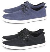 Sepatu Sneakers Suede Pria Gareu Shoes G 1113
