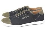Sepatu Sneakers Suede Pria Gareu Shoes G 1042