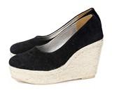 Wedges Gareu Shoes G 6010
