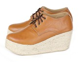 Wedges Gareu Shoes G 6046