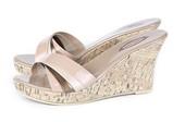 Wedges Gareu Shoes G 6017