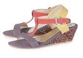 Wedges Gareu Shoes G 6055