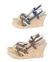 Wedges Gareu Shoes G 6026