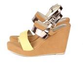 Wedges Gareu Shoes G 6054