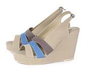 Wedges Gareu Shoes G 6009
