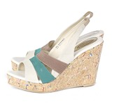 Wedges Gareu Shoes G 6007