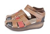 Wedges Gareu Shoes G 6091