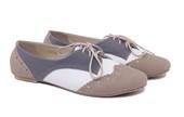 Flat Shoes Gareu Shoes RYN 7142