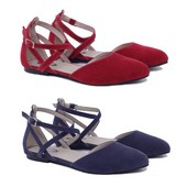 Flat Shoes Gareu Shoes RST 7996