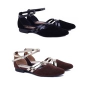 Flat Shoes Gareu Shoes RIR 7184