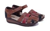 Wedges Gareu Shoes RDU 6091