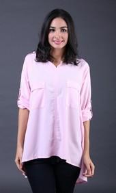 Atasan Pink FIS 008