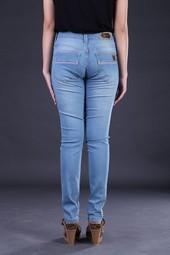 Celana Jeans Wanita Biru BND 1545
