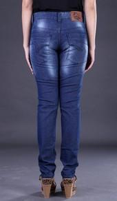 Celana Jeans Wanita Biru BUD 003