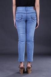 Celana Jeans Wanita Biru FDH 016