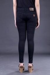 Celana Jeans Wanita Hitam BND 1546