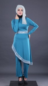 Dress Biru FAA 007