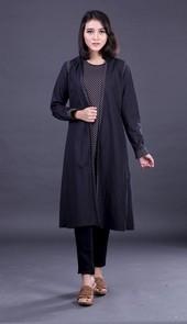 Dress Hitam AKK 4560