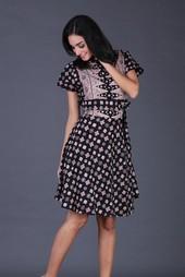 Dress Hitam FII 006