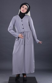 Gamis Abu Garsel Fashion FIT 010