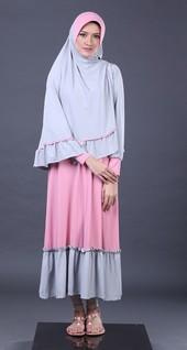Gamis Abu Garsel Fashion FWN 013