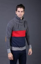 Sweater Pria Abu FSR 015