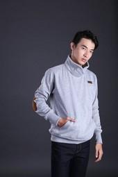Sweater Pria Abu RHM 4159