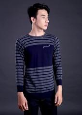 Sweater Pria Biru FAY 024