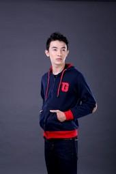 Sweater Pria Biru RHM 4156
