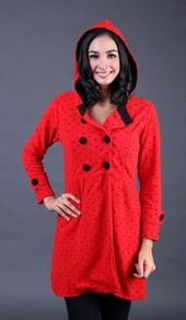 Sweater Wanita Merah FEN 005