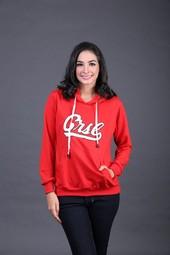 Sweater Wanita Merah RDW 003