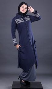 Tunik Abu GMM 4055