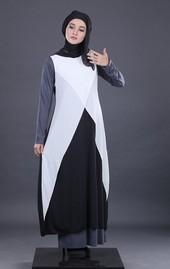 Tunik Hitam FYL 012
