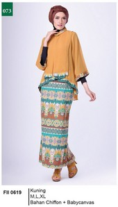 Atasan Garsel Fashion FII 0619