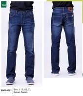 Celana Jeans Pria Garsel Fashion BND 4701