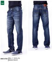 Celana Jeans Pria Garsel Fashion BND 4703