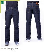 Celana Jeans Pria Garsel Fashion BND 4705