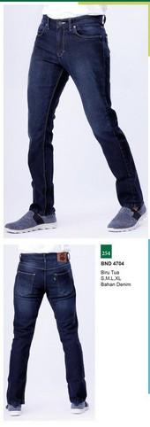 Celana Jeans Pria BND 4704