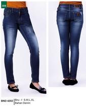 Celana Panjang Wanita Garsel Fashion BND 4202