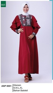 Gamis Garsel Fashion ASP 0001