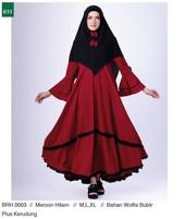 Gamis Garsel Fashion BRH 0003