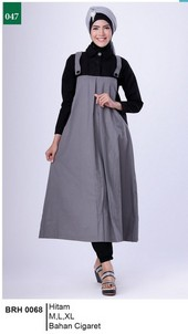 Gamis Garsel Fashion BRH 0068