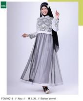 Gamis Garsel Fashion FDM 0013